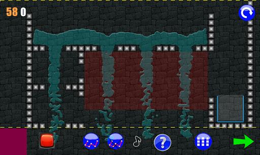Physics Puzzles: Fill Water Bucket Free 1.0.25 screenshots 5