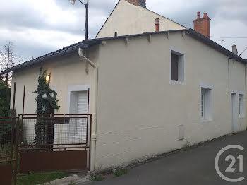 maison à Lucenay-lès-Aix (58)