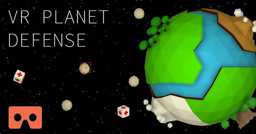 VR Planet Defense is coming soon!