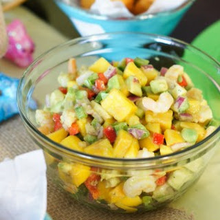 Shrimp Mango and Avocado Salad Recipe