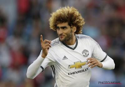 """Fellaini: """"Sous Mourinho, je joue à mon poste"""""""