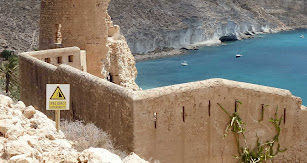 Dentro del término municipal de Níjar, concretamente en la salvaje Cala San Pedro, se encuentra el famoso Castillo de San Pedro.