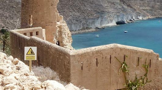 La fortaleza que protegía toda la costa almeriense