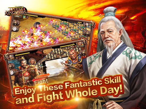Clash of Three Kingdoms 9.8.2 screenshots 8