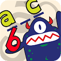 Crazy Word Monsters icon