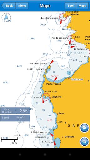 Marine Navigation screenshot 5