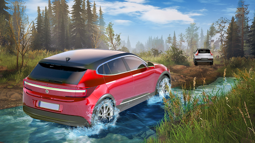 4X4 SUV Offroad Drive Rally modavailable screenshots 2