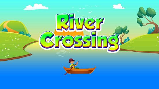River Crossing Marathi Puzzle - náhled