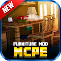 Furniture Mod For MCPE! icon