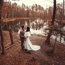 Wedding photographer Elina Cvetkova (Elinalava). Photo of 21.09.2014
