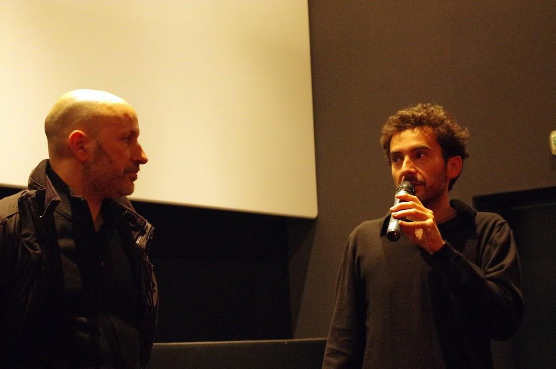 """Alexandre Anton présente Stéphane Fernandez, réalisateur du documentaire """"Angel"""""""