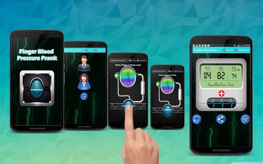無料娱乐Appの指血圧いたずら|HotApp4Game