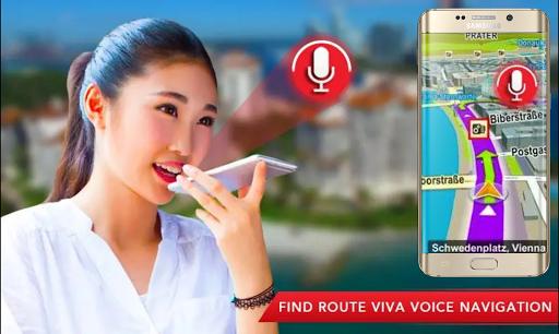 Voice GPS Driving Directions - GPS Maps Navigation 3.1.0 screenshots 8