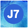 Wallpapers for Galaxy J7 APK icon
