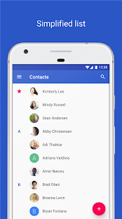Contacts- screenshot thumbnail