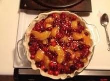 Cranberry Peach Pie Recipe