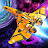 Endless Beat Racer Spaceship Runner Racing Game Icône