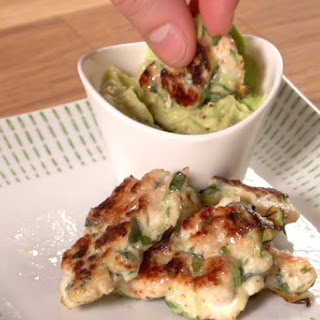 Chicken Zucchini Poppers.
