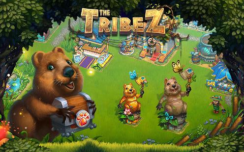 The Tribez: Build a Village- screenshot thumbnail