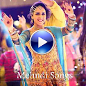 Mehndi Songs & Dance Videos icon
