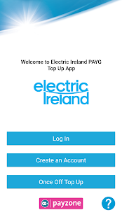 PAYG  Electricity Top-Up- screenshot thumbnail