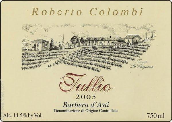 Logo for Tullio Piemonte Barbera