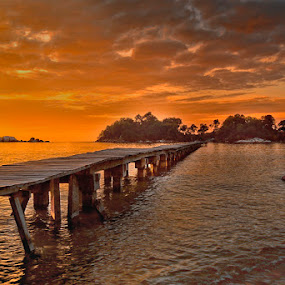 by Joel Mochammad - Landscapes Sunsets & Sunrises