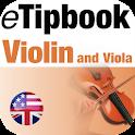 eTipbook Violin and Viola icon