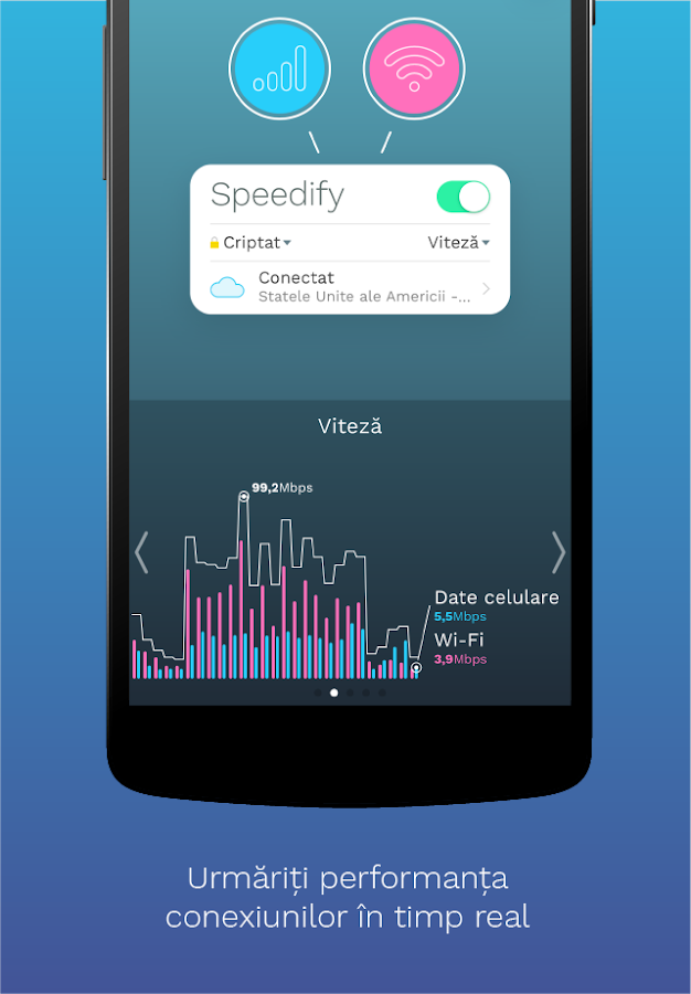 Speedify - Faster Internet – скриншот