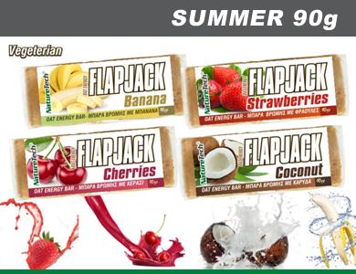 Summer Fruits Oat Energy Bars