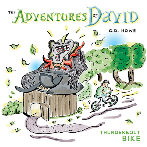 The Adventures of David cover