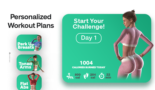 Fitonomy - at Home Workouts and Weight Loss Meals 4.2.6 screenshots 8