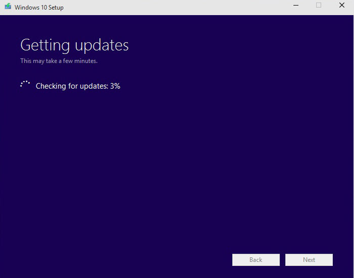 How to Install Windows 10 Pro step 5