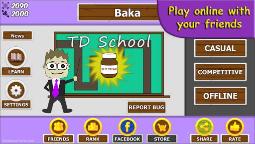 Tower Defense School - Online TD Battles Strategy apktram screenshots 21