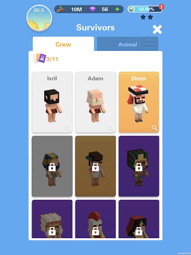 Idle Arks: Build at Sea apktram screenshots 10