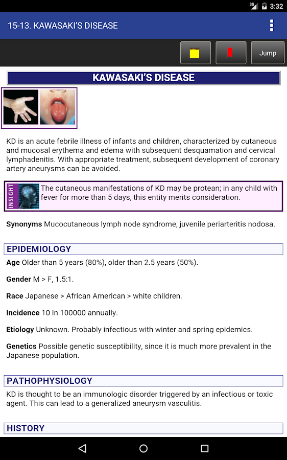 Atlas of Pediatric Dermatology- screenshot