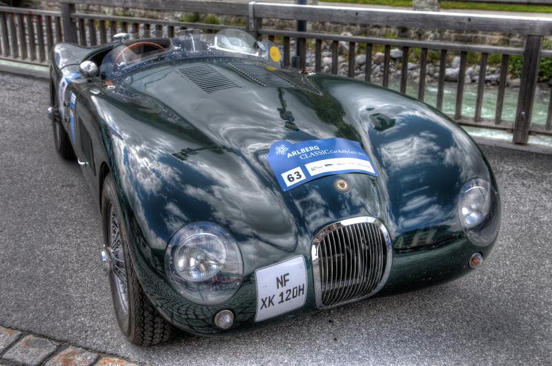 Photo: Jaguar C Type