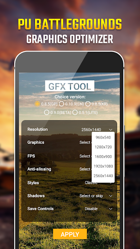 GFX - BAGT Graphics HDR Tool (No Ban) 1.1.102 screenshots 2