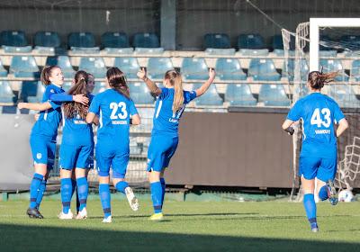 📷 KRC Genk Ladies hebben knappe nieuwe truitjes voor nieuwe seizoen