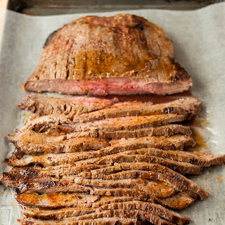 How To Cook Flank Steak in the Oven.