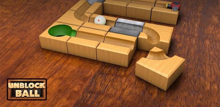 Entsperren Ball - Block Puzzle