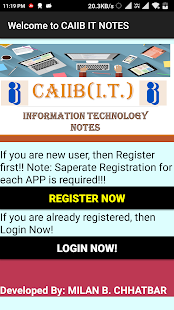Download CAIIB IT NOTES For PC Windows and Mac apk screenshot 1
