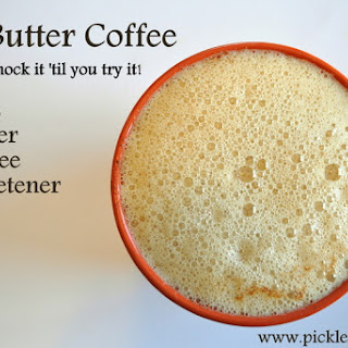 Egg and Butter Coffee