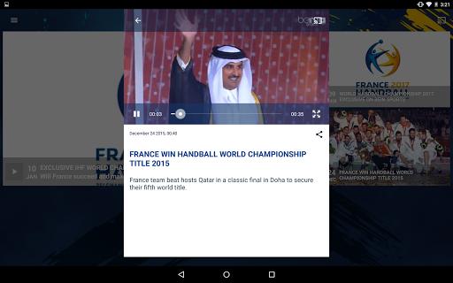 France 2017 Handball WC Live screenshot 10