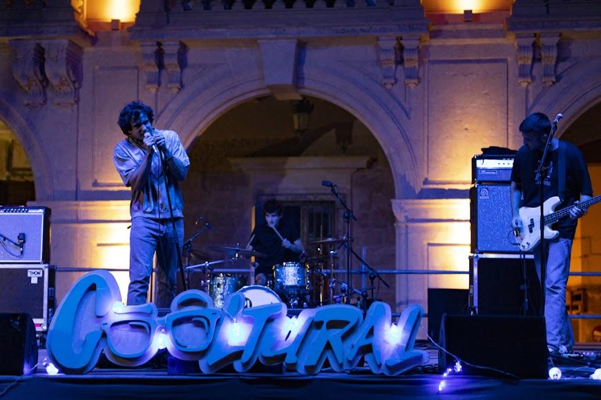 Carolina Durante en los conciertos de Cooltural Fest,
