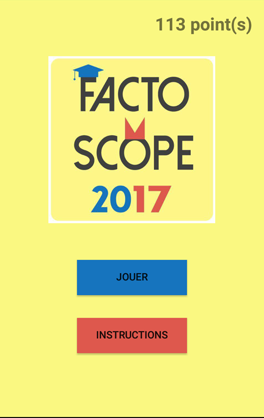 Factoscope 2017- screenshot
