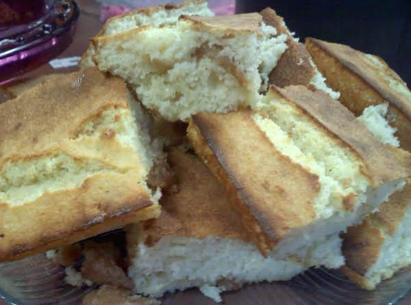 Lisa's Cracklin Cornbread Recipe