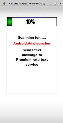 Anti SMS Hijacker
