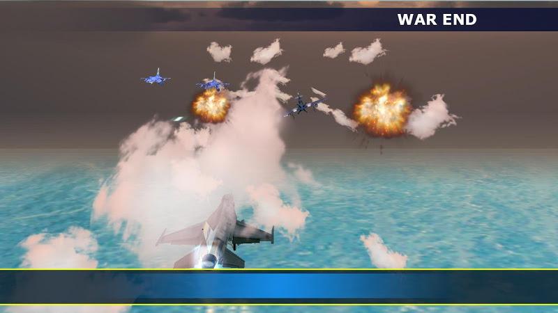 Скриншот F18 Airplane Fighter