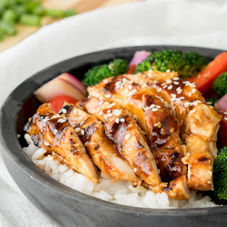 Easy Teriyaki Chicken